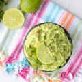 Firehouse Guacamole, spicy guacamole, Chipotle guacamole, healthy snack, avocado recipe, loaded guacamole