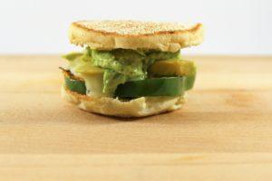 Avocado Breakfast Muffin