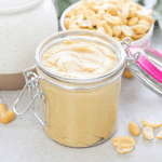 Homemade Peanut Butter, peanut butter with honey, how to make peanut butter at home