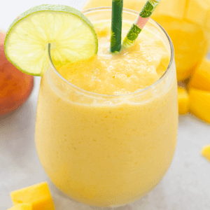 Mango Peach Smoothie, Mango recipe, smoothie recipe, summer smoothie recipe, peach smoothie