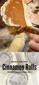 Berly's Kitchen Cinnamon Rolls