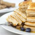 Perfect Pancakes, how to freeze pancakes, classic pancakes, fluffy pancakes, breakfast ideas, breakfast recipe
