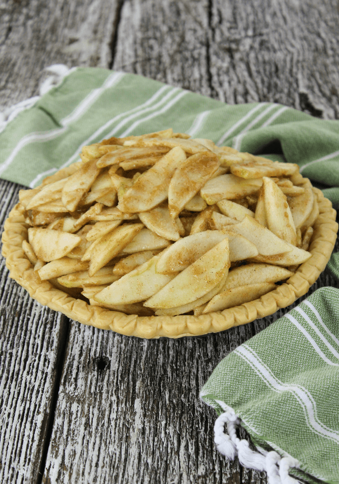 Apple Pie, easy apple pie