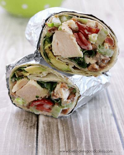 bacon-lettuce-avocado-wraps