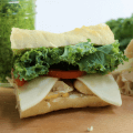 Kale Pesto Chicken Sandwich