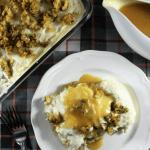 Thanksgivings leftover Casserole