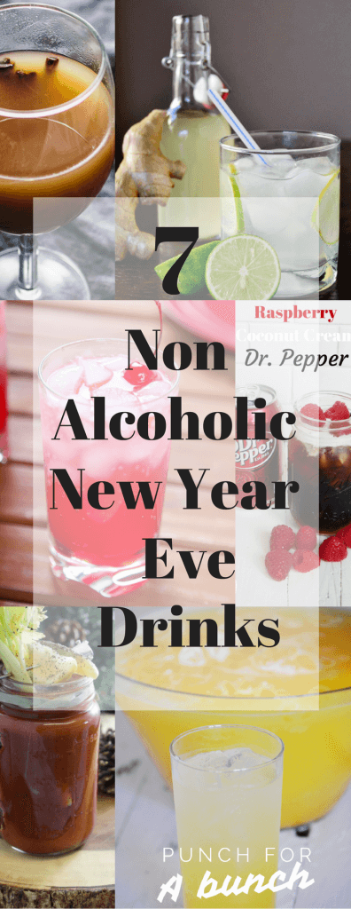7 non alcoholic new year eve drinks