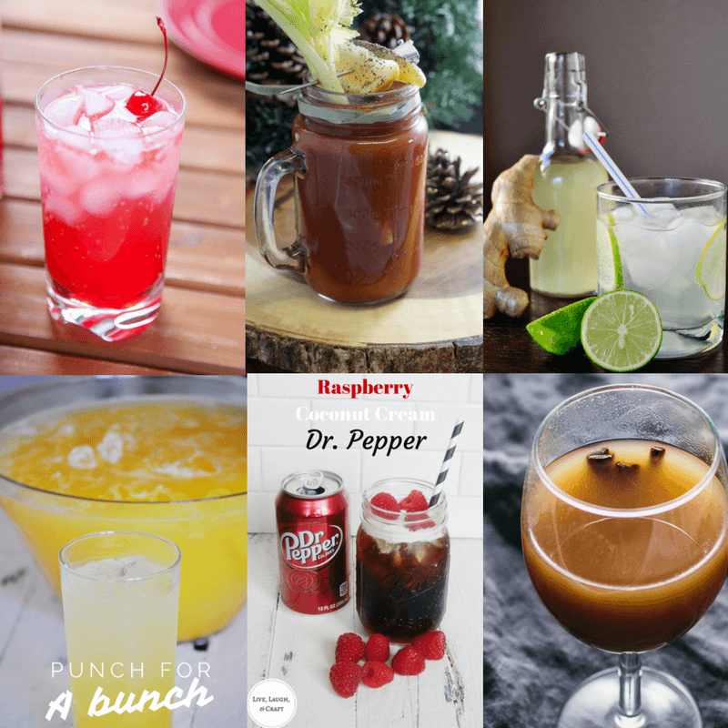 7 Non-Alcoholic New Year Eve Drinks