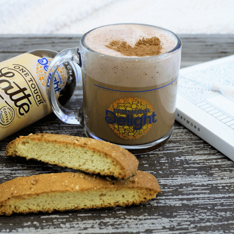 Making Time For Yourself Daily {+Mocha Latte Recipe