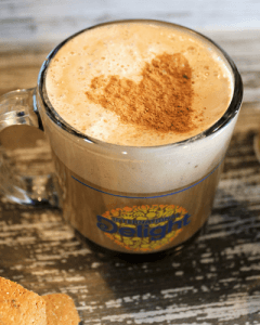 Making Time for Yourself Daily {+Mocha Latte Recipe}