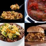 6 Family Friendly Instant Pot Dinner Recipes