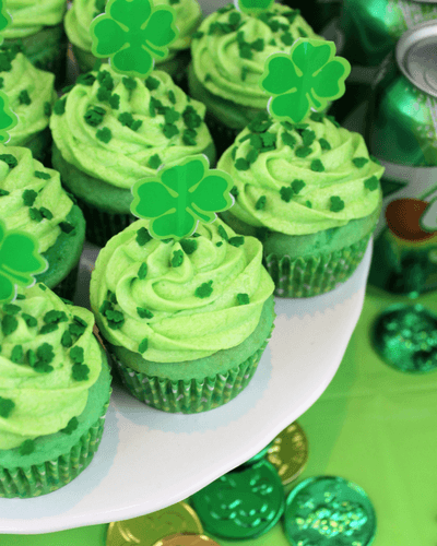 St Patrick's Day Party {+Recipes}