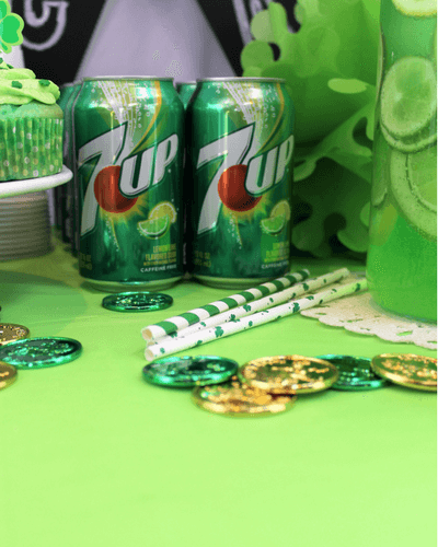 St Patrick's Day Party {+Recipes}