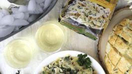 date night, cheesy garlic pull apart bread, #MangiaTonight , #ad, #cbias