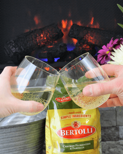 Date Night with Bertolli, cheesy garlic pull apart bread, #MangiaTonight , #ad, #cbias