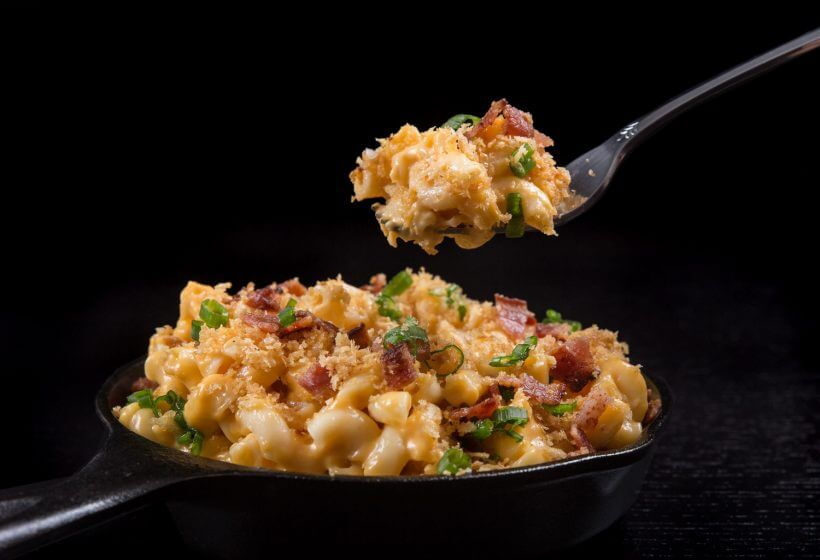 Instant Pot Loaded Mac and Cheese