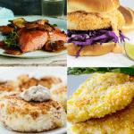 "20 Recipes for Fish ""Fry"" Friday's"