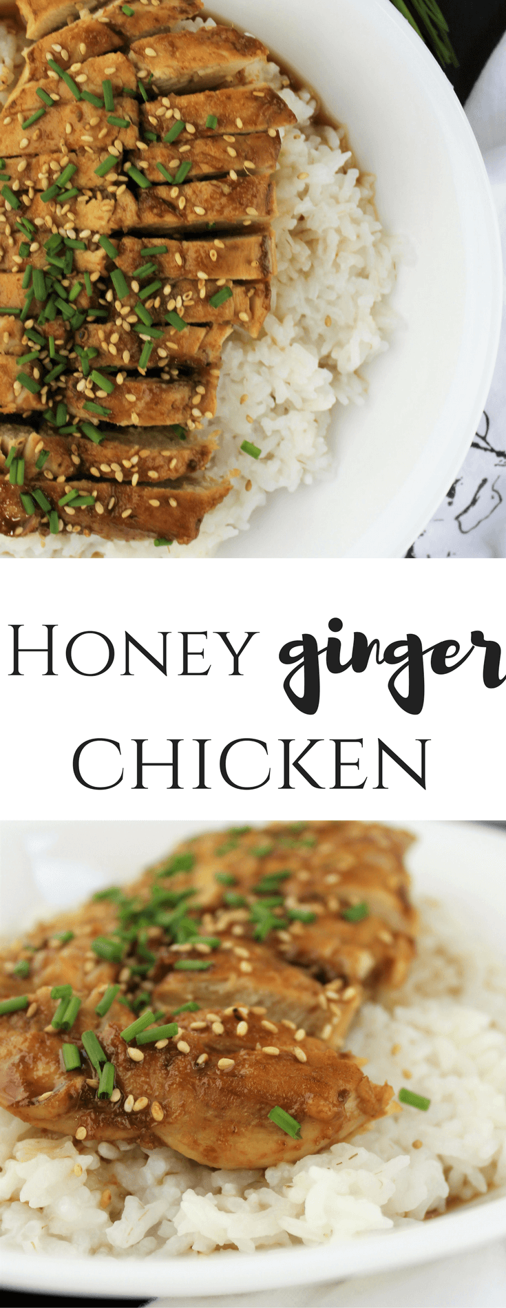 Honey Ginger Chicken