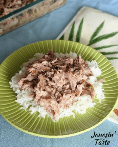 Summer SLow Cooker recipes, kalua Pork