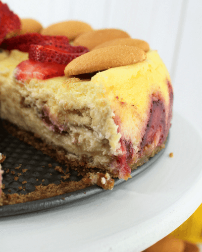 layered cheesecake,