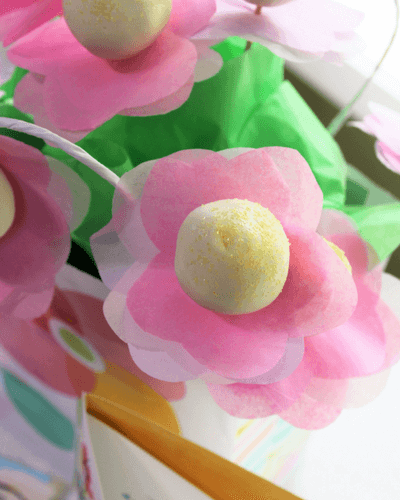 How to Make a Cake Pop Bouquet, #MoreThanAMom, #CollectiveBias, ad