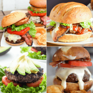 13 Incredible Burger Recipes