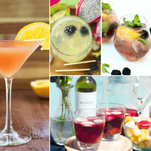 20 Summer Drinks for 21+