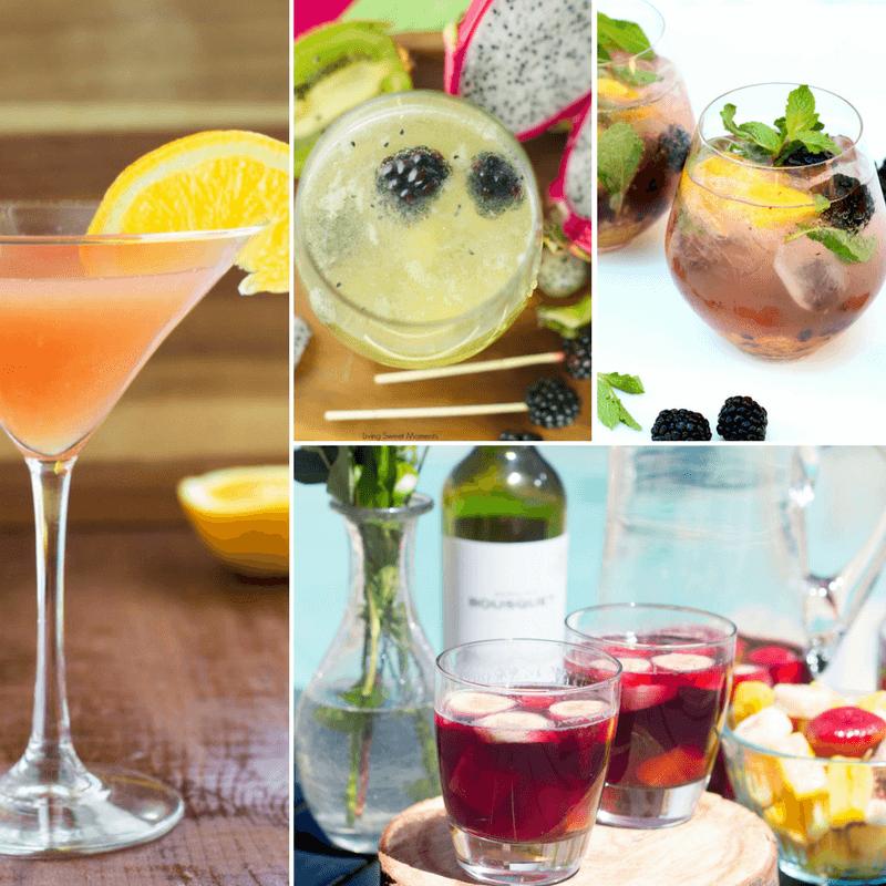20 Summer Drinks For 21+
