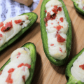 #ad, #Chardonnation, #NotableSummer #CollectiveBias , Goat Cheese Jalapeno Poppers, Wine Party, Wine pairing, appetizer