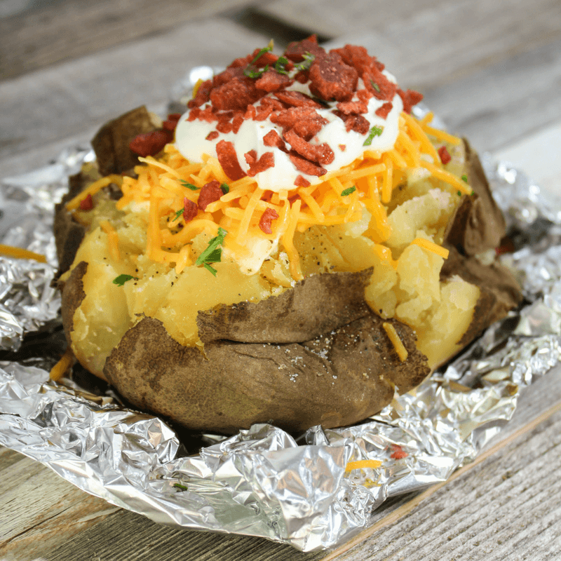 Crock Pot Baked Potatoes , slow cooker baked potatoes, baked potatoes, #crockpot #slowcooker #potatoes