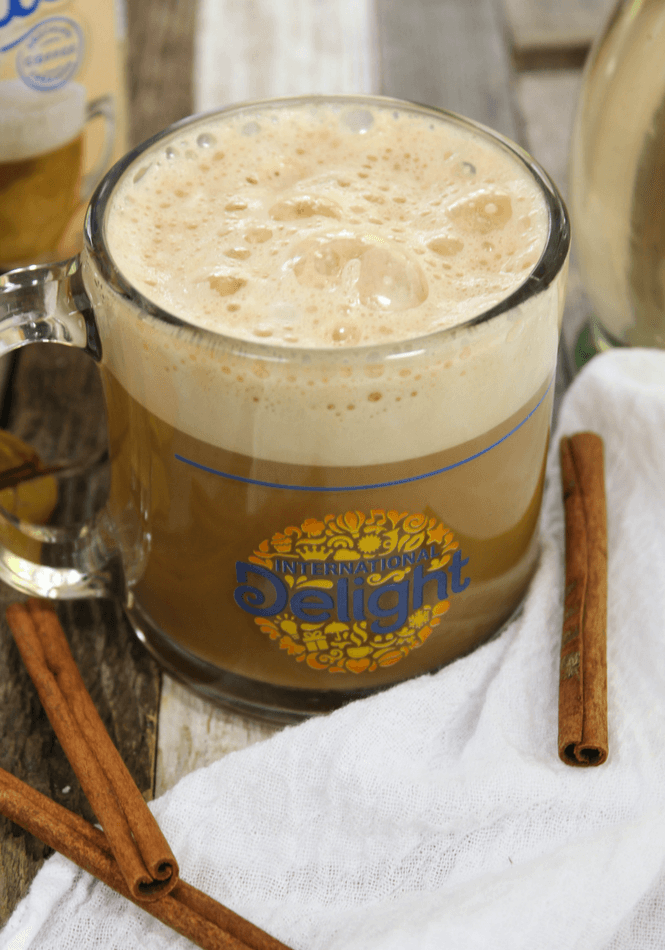 #ad, Cinnamon Caramel Latte, #LatteMadeEasy, #CollectiveBias, latte at home, hot drink recipe