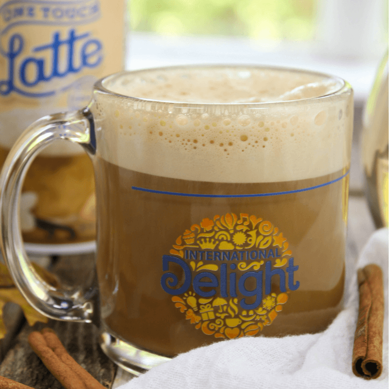 #ad, Cinnamon Caramel Latte, #LatteMadeEasy, #CollectiveBias, latte at home, hot drink recipe