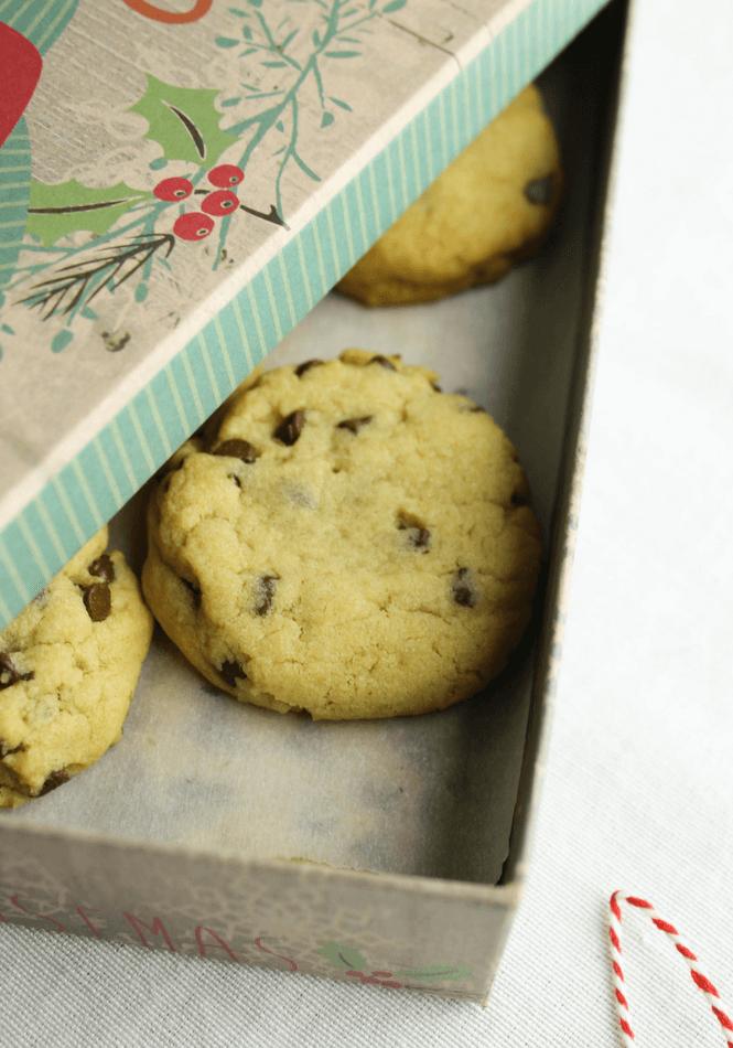 Crisco Cookies