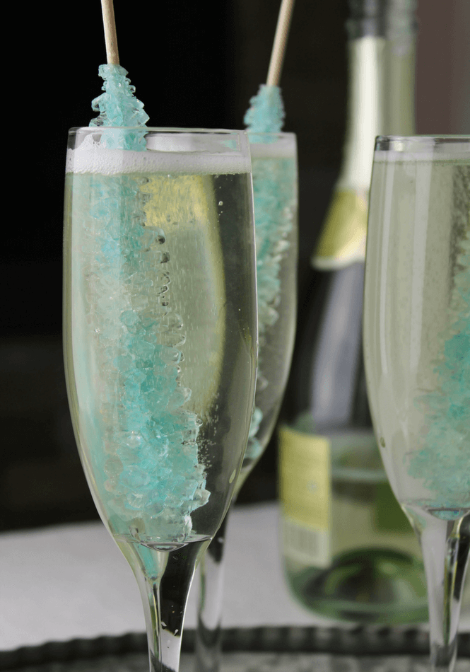 Rock Candy Champagne