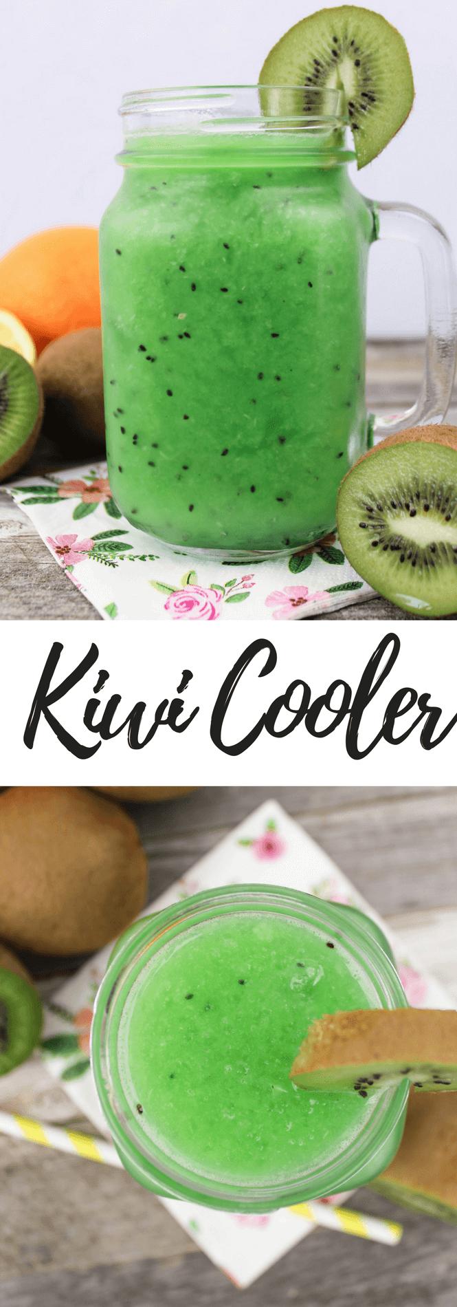 Kiwi Cooler