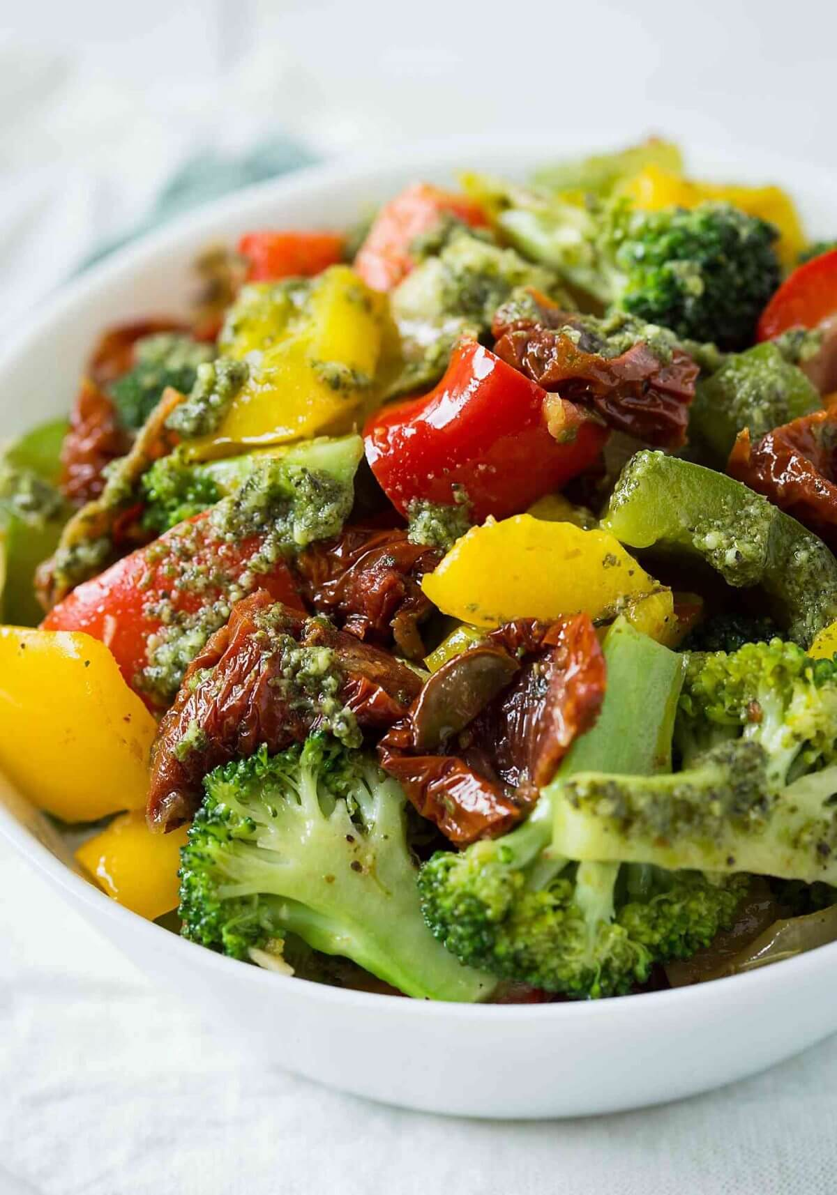 Stir-fry veggies