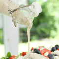 Creamy Poppy Seed Salad Dressing