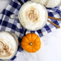Pumpkin Spice Hot Chocolate, hot chocolate for a crowd, Thanksgiving recipe, pumpkin spice recipe