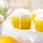 Lemon Poppy Seed Muffins, muffins, lemon icing, fresh lemon muffins, poppy seed muffins