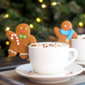#ad Pour-Over Gingerbread Coffee, what is pour over coffee, how to make pour over coffee, gingerbread coffee, holiday drink recipe, #MyMrCoffeeMoments #NewellHomeRefresh @newellbrands