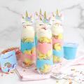 @Walmart , #schoolsnacktime, pudding cups, unicorn party ideas, unicorn recipe, kid friendly dessert,