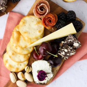 Individual Charcuterie Boards, mini cheese board, appetizer ideas, how to make a charcuterie board, bridal shower food ideas, wedding food ideas, recipes ideas for hosting,