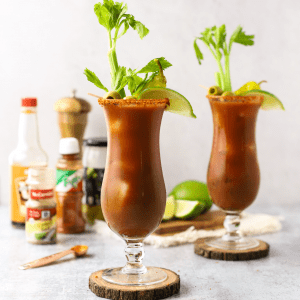 Bloody Mary, tomato juice cocktail, vodka cocktail, brunch cocktail, brunch drinks, how to cure a hangover, classic bloody mary